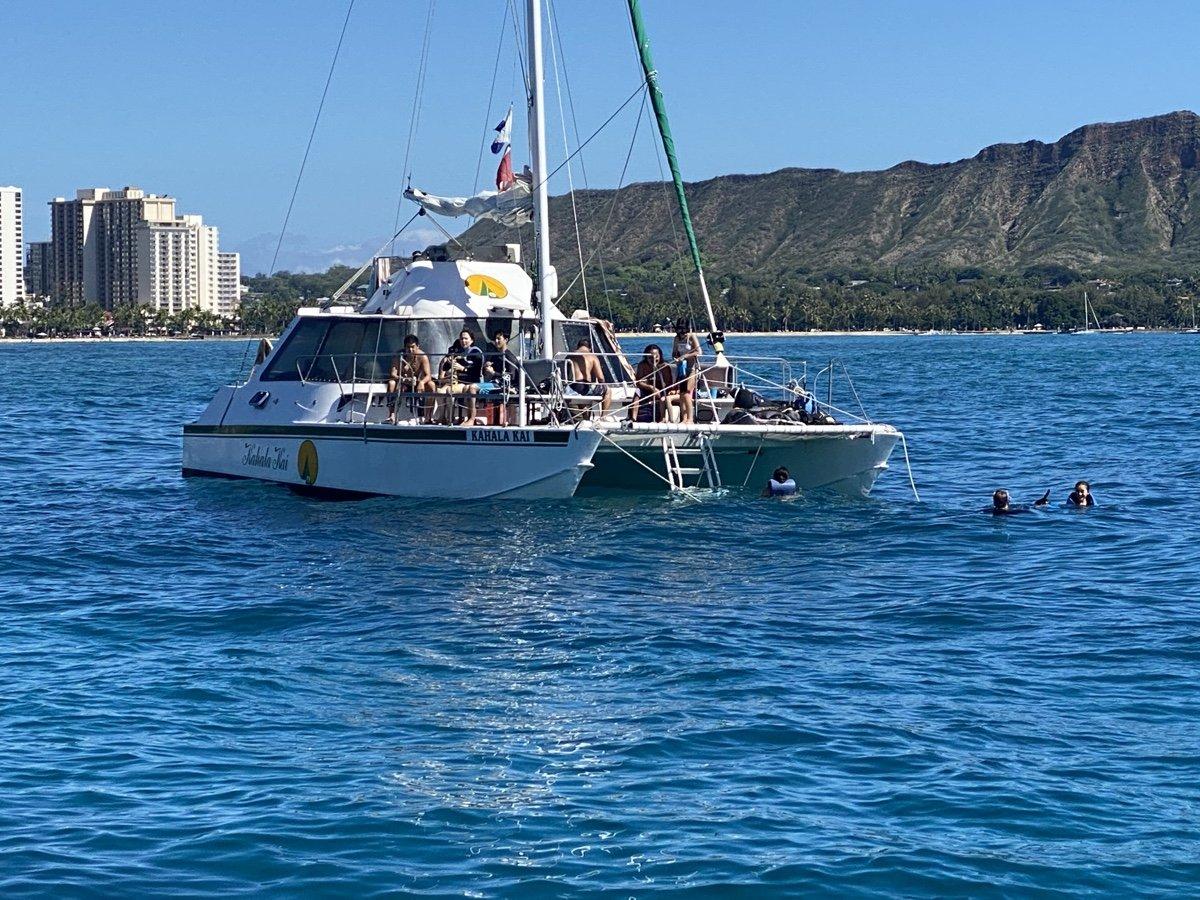 Oahu Catamarans